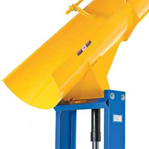 Tilting Drum Dumper